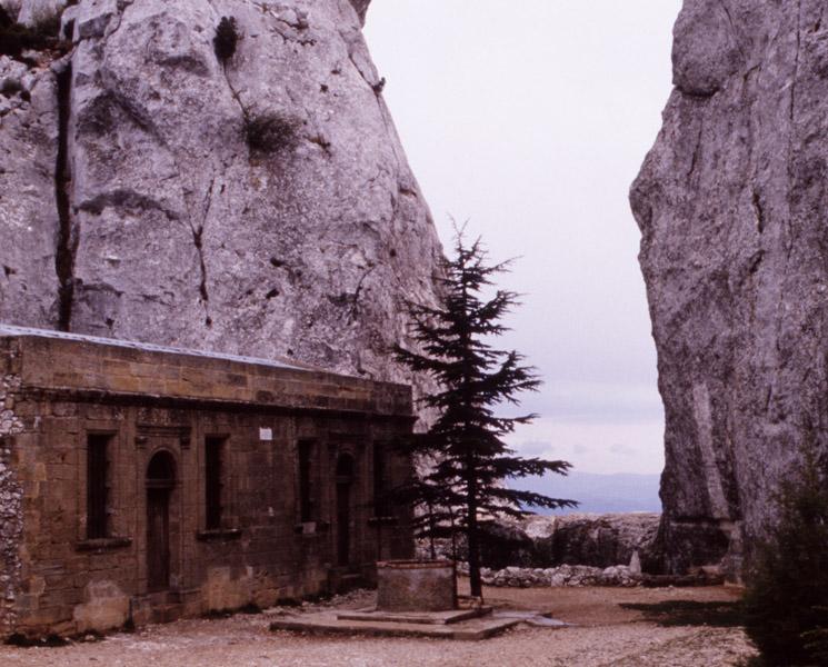 Abbey, St Victoire