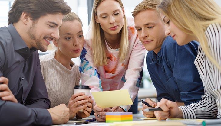 Soft skills vs hard skills – job interviews may be followed by team trials and tests. [Adobe stock photo]